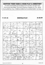 Riceville T141N-R42W, Becker County 1992 Published by Farm and Home Publishers, LTD